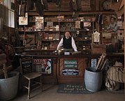 The Co-op hardware shop, Beamish