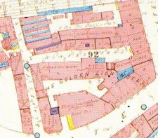 Detail of Goad's Insurance Plan of Leeds (1886). Click to enlarge in pop-up window