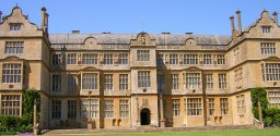 Montacute House, Somerset, a late Elizabethan mansion (1598)